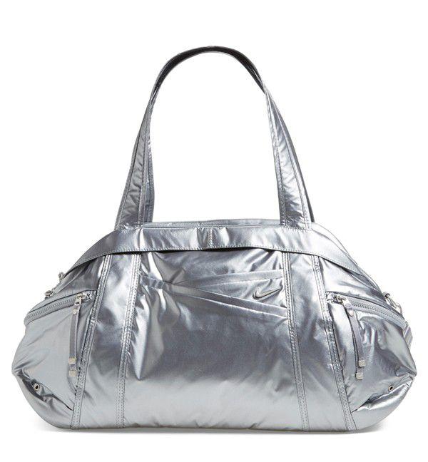 Nike Victory Gym Club Metallic Duffel Bag 49e6303d4b16f