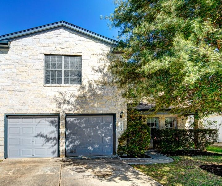6104 Speyside Dr., Austin TX 78754 | GoodLife Realty | Come see this well-maintained home in Harris Branch!  Sellers are the only owners of this 4 bedroom/2.5 bathroom home.  Super easy access to I-35, Parmer Ln, 130/45 toll road, and HWY 290.  Great open kitchen/living room plan with 1/2 bath downstairs as well as study or formal dining room.  Great backyard with lots of room to play!  Come see!