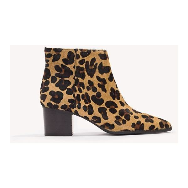 2081c30f3b8 Twist & Tango Lissabon Low Boots (675 TND) ❤ liked on Polyvore featuring  shoes