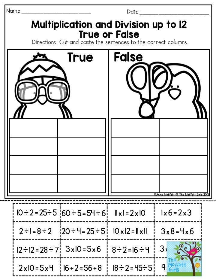 Pin By The Moffatt Girls On Multiplication Math Division Homeschool Math Third Grade Math