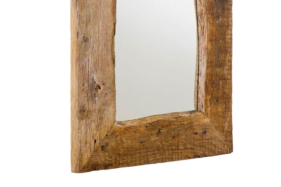 Spiegel Eichen Altholz In Verschiedenen Grossen Von Henke Mobel Altholz Wohneinrichtung Holz
