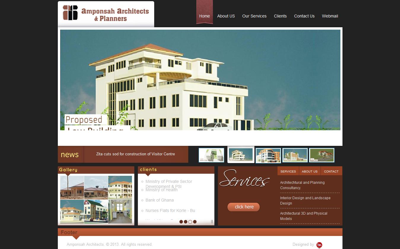 Amponsah Achitects Architect Solutions Construction