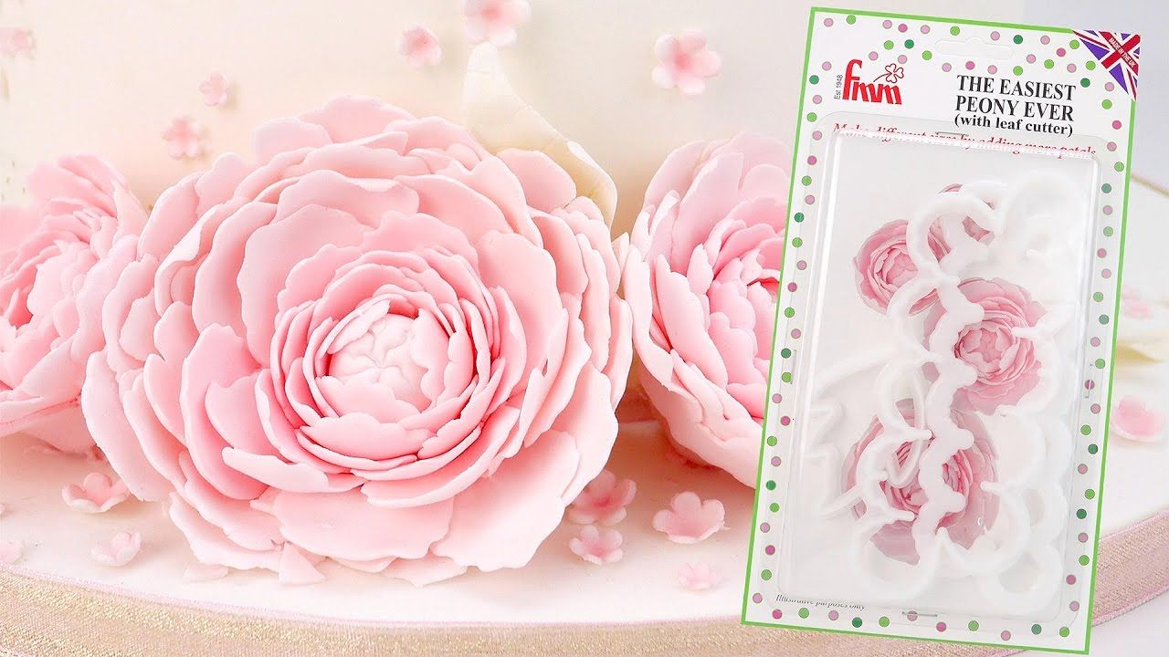 how to make sugar flowers without cutters