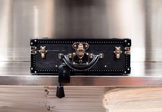 Eric Ripert Chef, Le Bernardin  Prize Possession Custom Louis Vuitton Knife Case