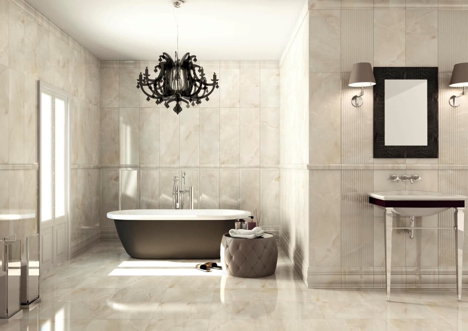 Best Mosaic Bathroom Floor Tiles Ideas And Tips You Will Read This Year