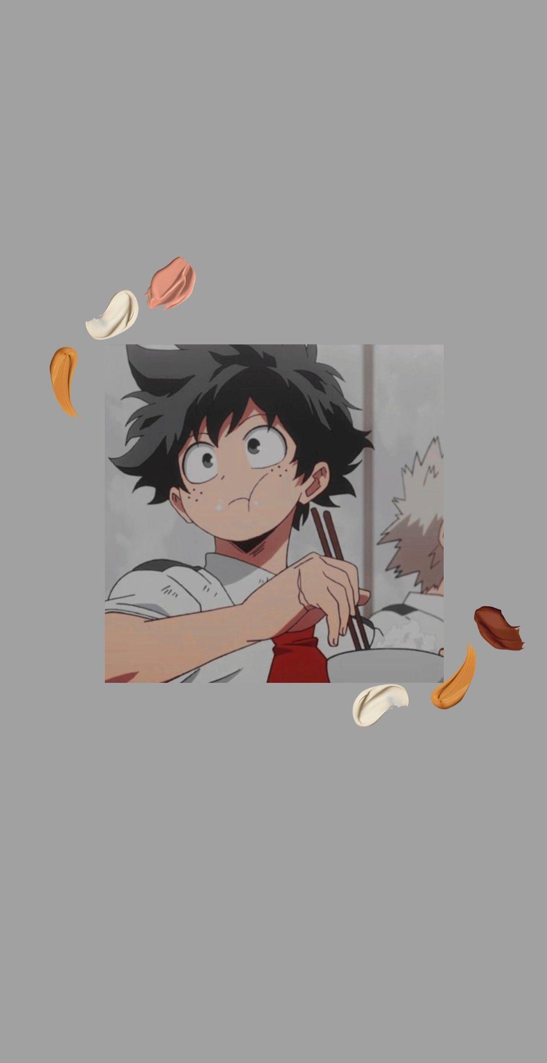 Cute Deku Wallpaper Hero Wallpaper Anime Wallpaper Cute Anime Wallpaper