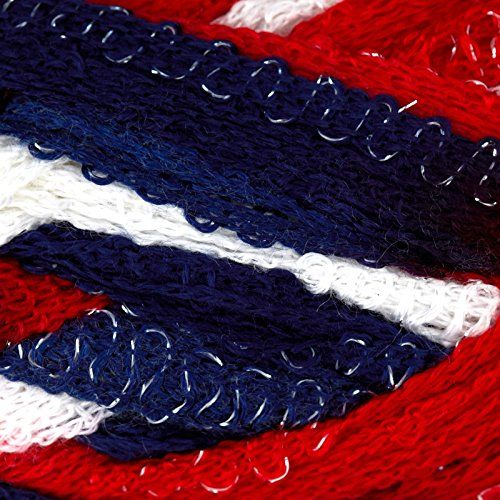 Red Heart Boutique Sashay Yarn 1934 Patriotic -- You can find more ...