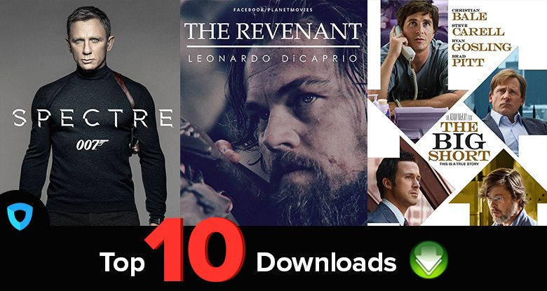 Top 10 Most Downloaded Movies of the Week – 25-01-2016