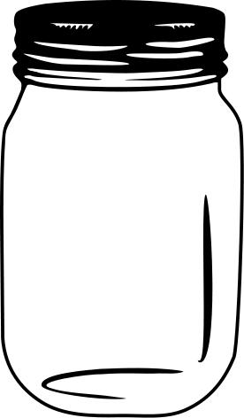 Mason Jar Printable.png - File Shared from Box | Craft templates ...