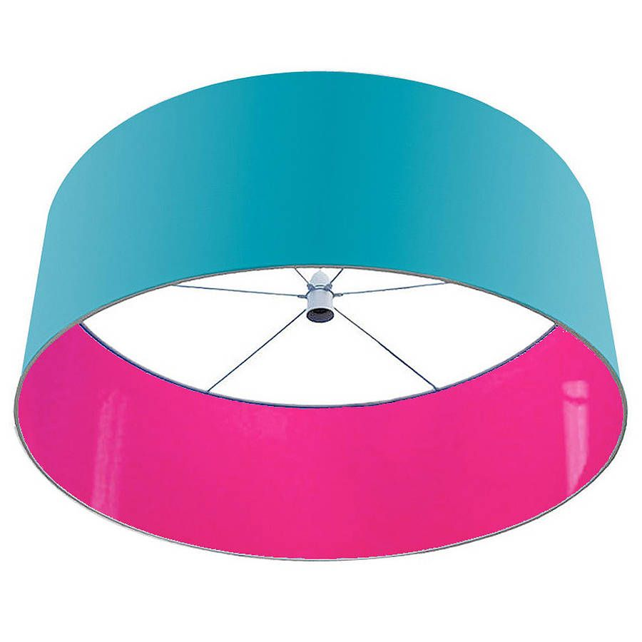 Oversize Neon Ceiling Shade 25 Colours
