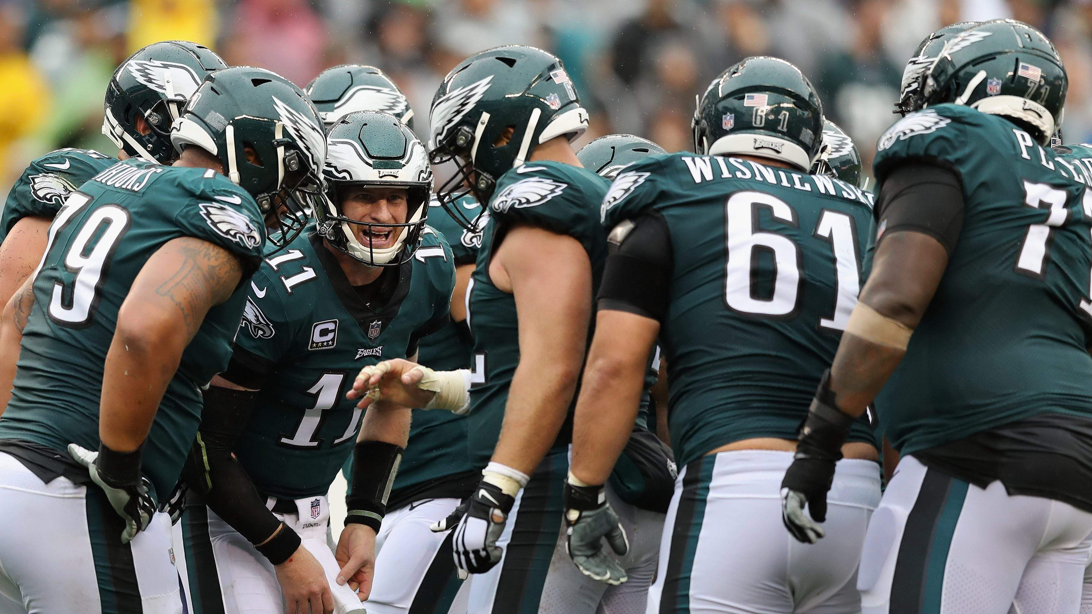NFL Predictions Betting Odds for Eagles, Cowboys, Giants