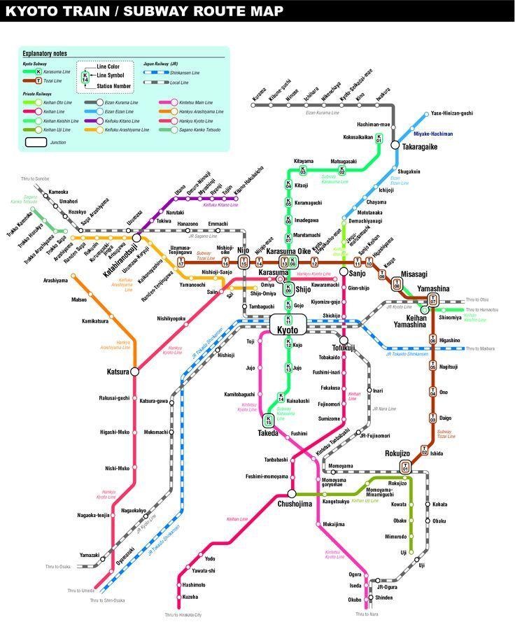 Download Kyoto maps youinjapannet Maps Japan Travel