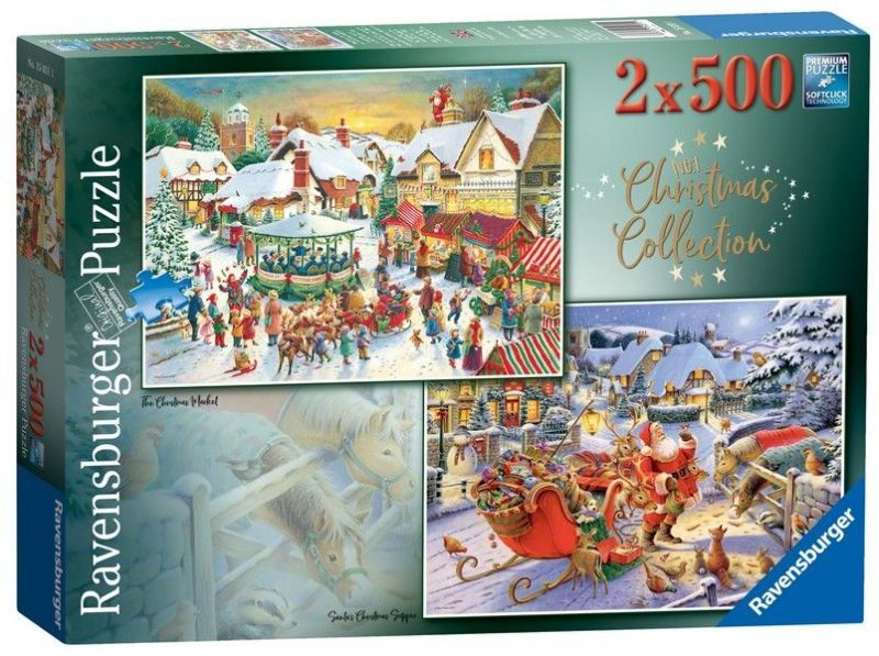 *GIBSONS* *MARKET DAY NORWICH* 1000 PIECES JIGSAW PUZZLE NEW!