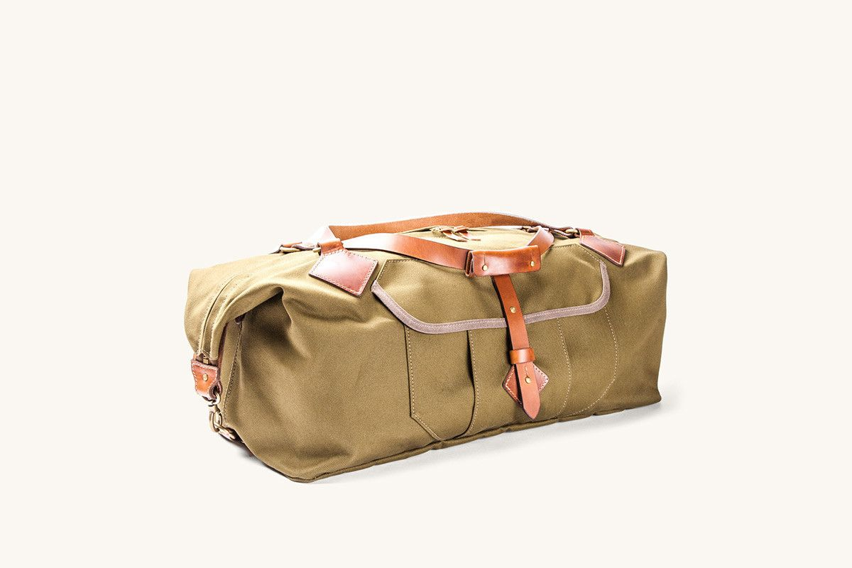 Nomad Duffle | Tanner Goods