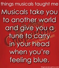 The Drowsy Chaperone Musical Theatre Quotes Musicals Theatre Quotes