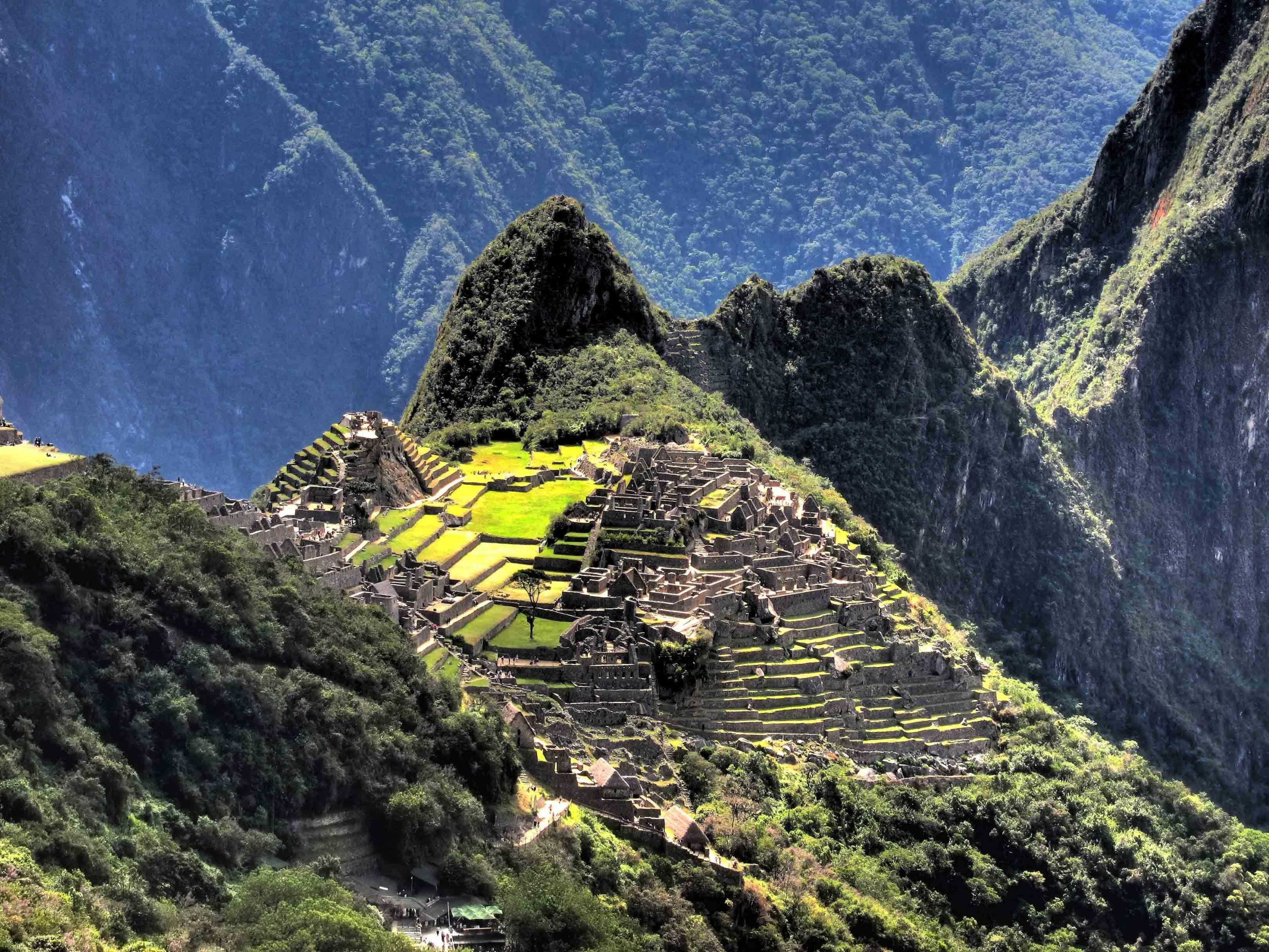 peruvian city inca empire - HD1920×1441