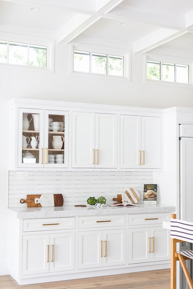 kitchen transom windows the kitchen features transom windows placed over the cabinetry this is a on kitchen interior with window id=61707