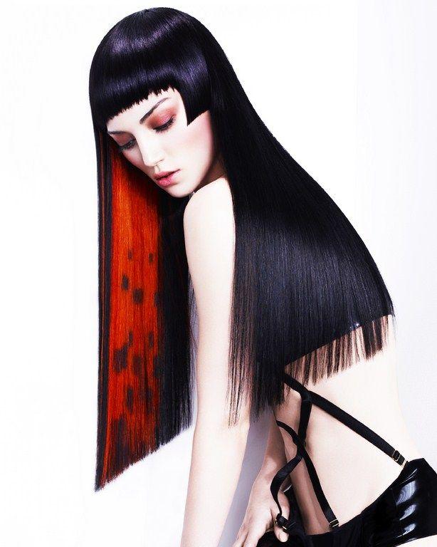 Cheveux Andrew Heasman, Int. Directeur artistique, Rush