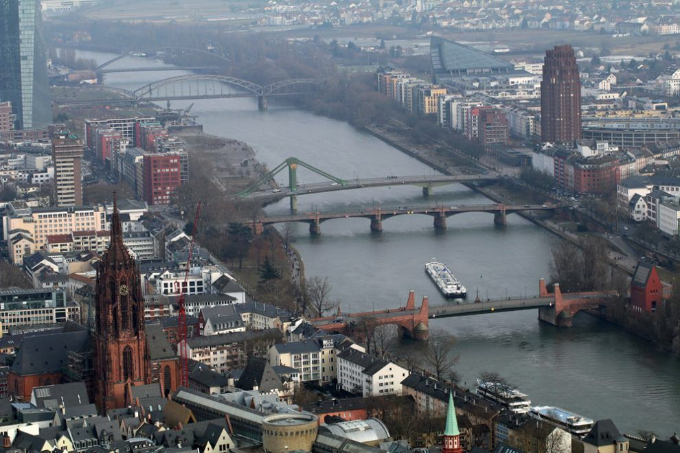 Hoch hinaus - Tipps für die schönsten Aussichtspunkte in Frankfurt