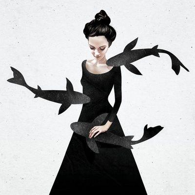 Amazing Illustrations by Ruben Ireland