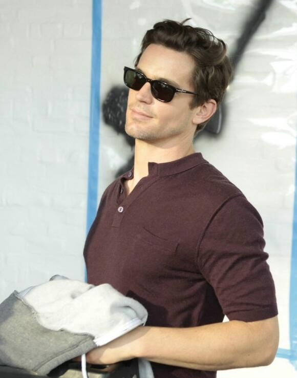 Matt Bomer/ Christian Grey