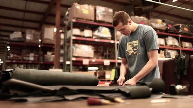 "The second film in Danner's ""Crafting Higher Standards"" campaign. See it live at danner.com."