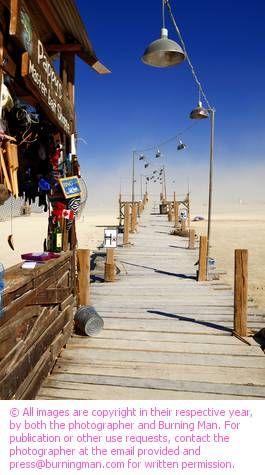 The Pier by Matt Schultz