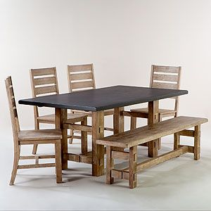 Cost Plus World Market Brooklyn Dining Collection Dining Room Furniture Sets Rustic Dining Room Dining Table