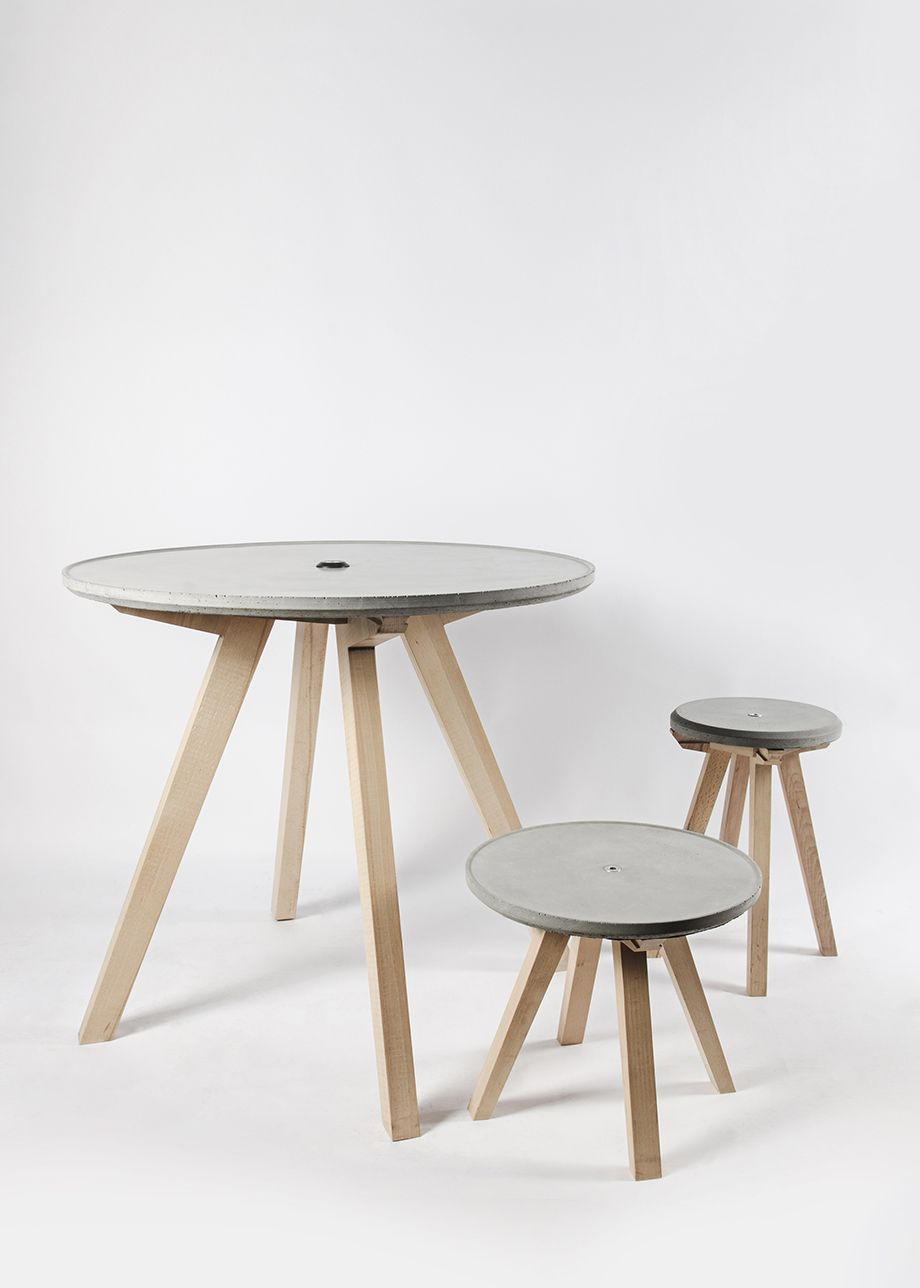 stool by bentu