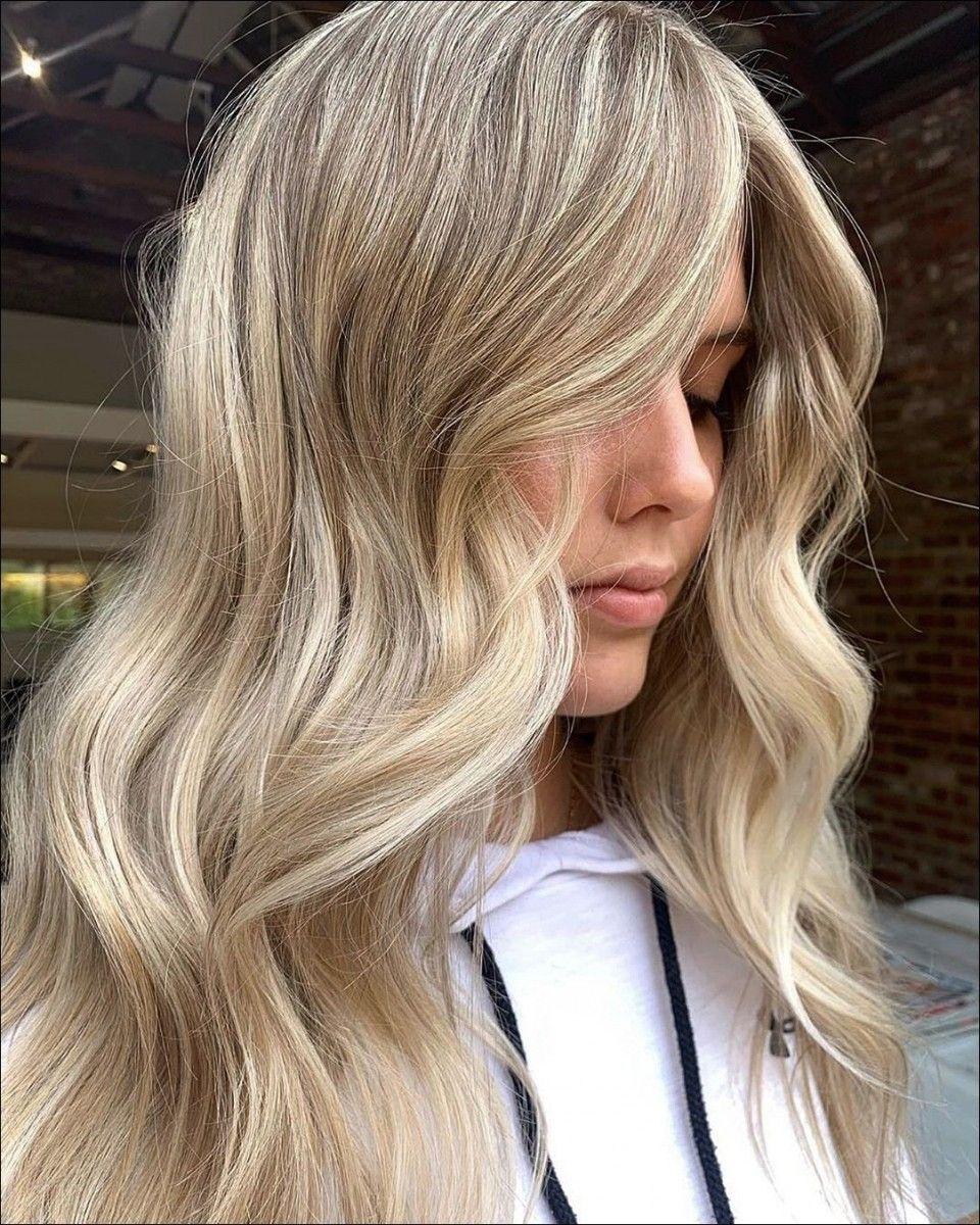 Frisuren blond 2020