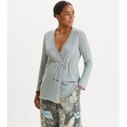 Photo of Wrap Up & Go lange Strickjacke Odd Molly