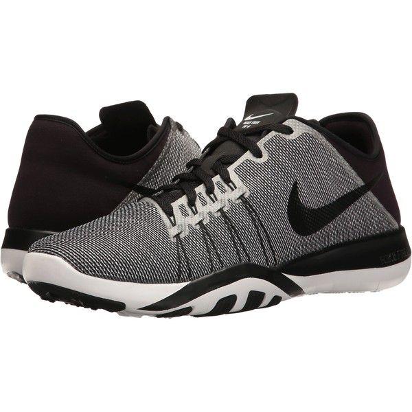 e41a356a1a9177 ... Nike Free TR 6 PRT (White Black) Women s Cross Training Shoes ( 83 ...