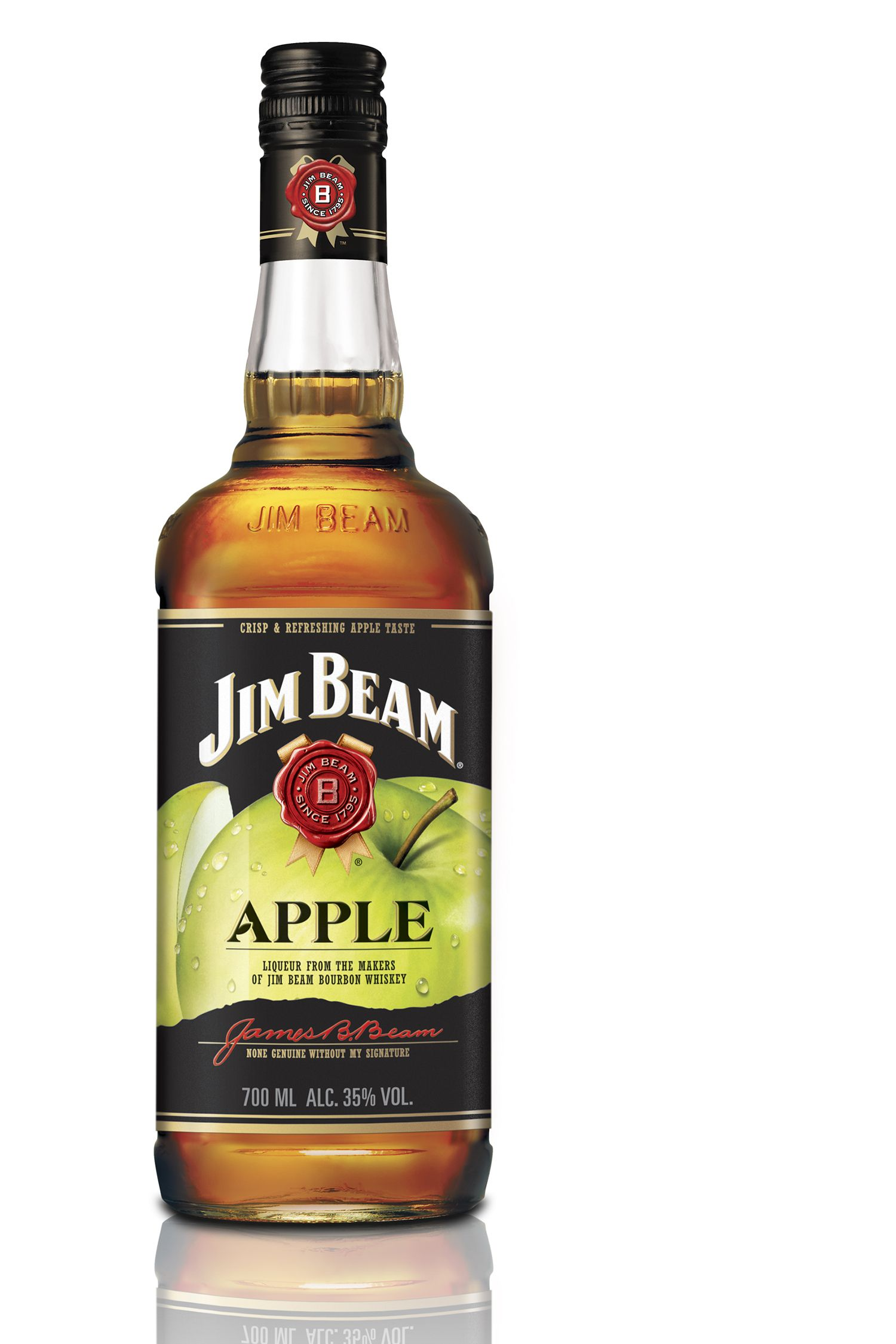 Jim Beam S Apple Bourbon Adds A Sweet Treat To Your