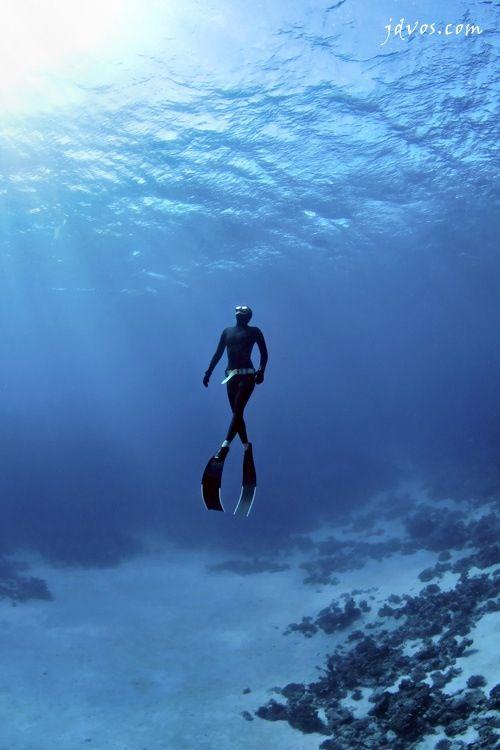 Freediving / Apnea In Dahab, Red Sea Egypt. Www