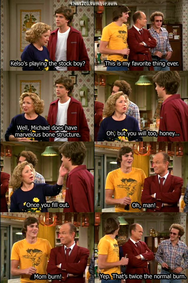 Kitty Forman is my mom idol. Loved her character on That ...  70s