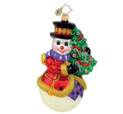 Christopher Radko Holiday Hugger: Patio, Lawn & Garden A collectible  Christmas ornament from Poland - so colorful, sparkly and bright. - Christopher Radko Holiday Hugger: Patio, Lawn & Garden A Collectible