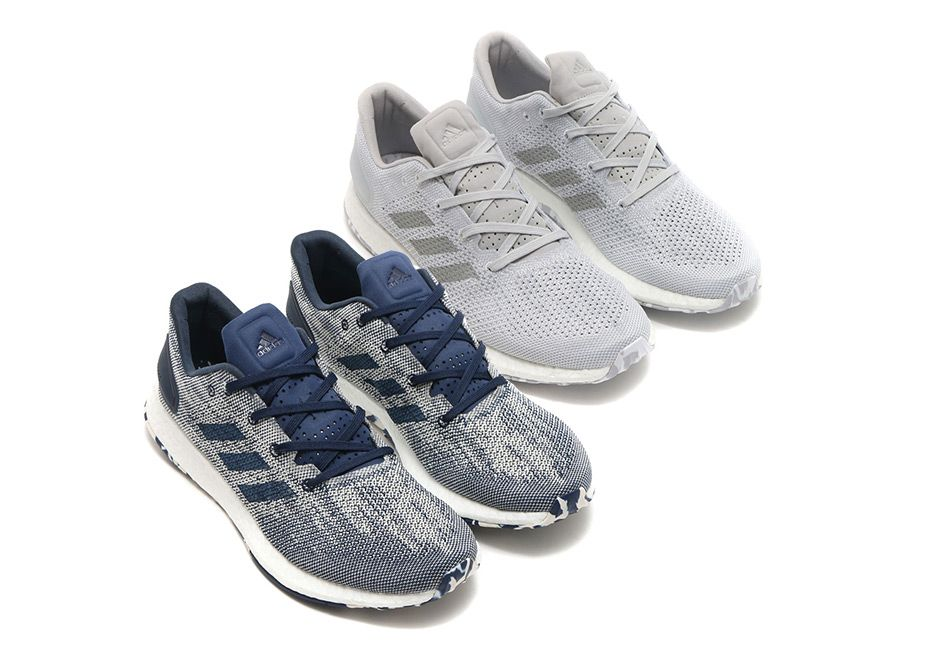 low priced 09497 9a626 adidas Pure Boost DPR Winter Colors Indigo White  thatdope  sneakers   luxury  dope  fashion  trending