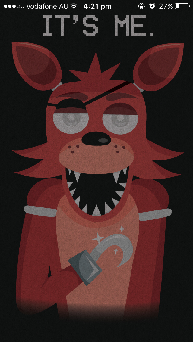 Pin by Glitch Creature on FNaF Iphone 6 wallpaper, Best