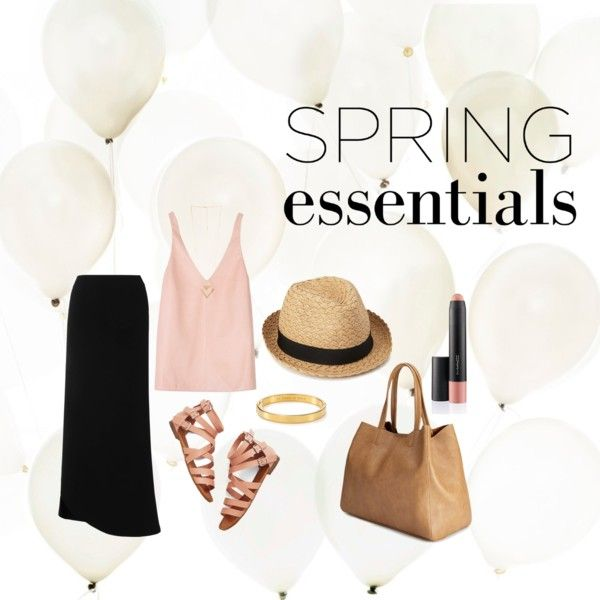 """""""Spring Essentials - Work to play"""" by betsyfransen on Polyvore"""