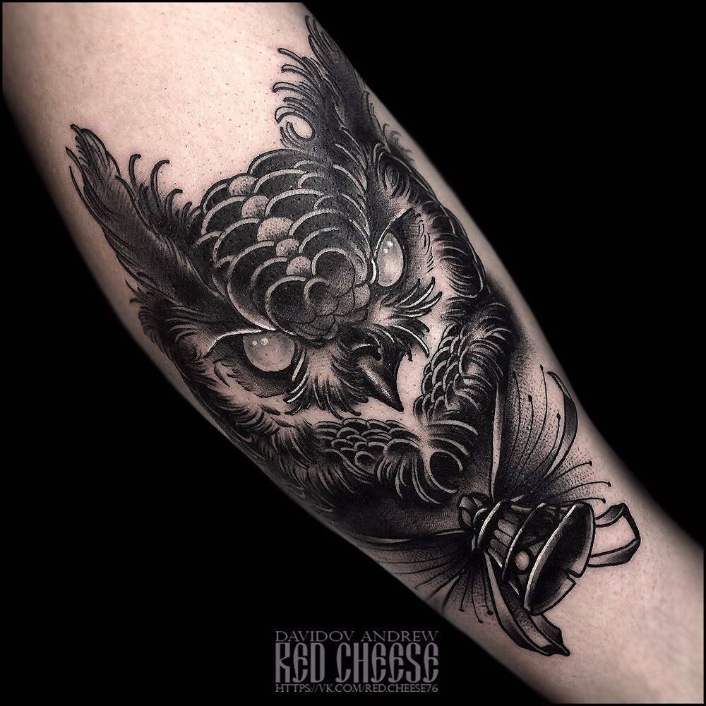 Redcheese Owl Tattoo Newtraditional Blackwork Dotwork Owltattoo Dark Tatuagem Coruja Desenhos De Tatuagem De Coruja Tatuagem De Coruja
