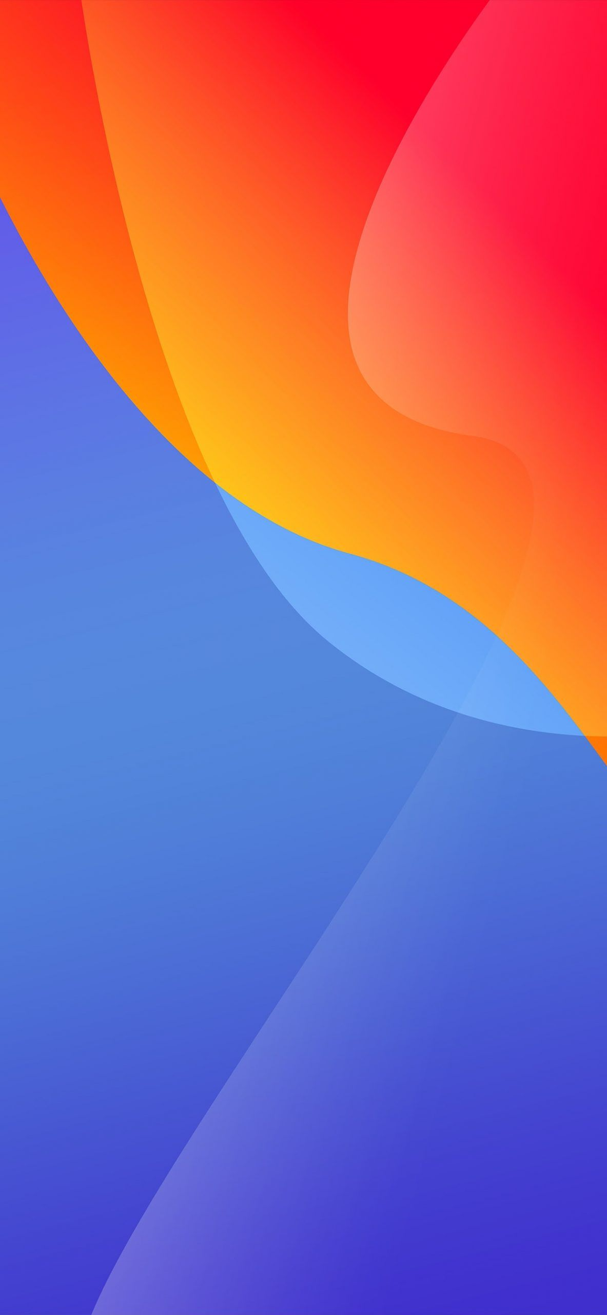 Blue To Orange New Gradient By Hk3ton On Twitter Color Wallpaper Iphone Iphone Homescreen Wallpaper Oneplus Wallpapers