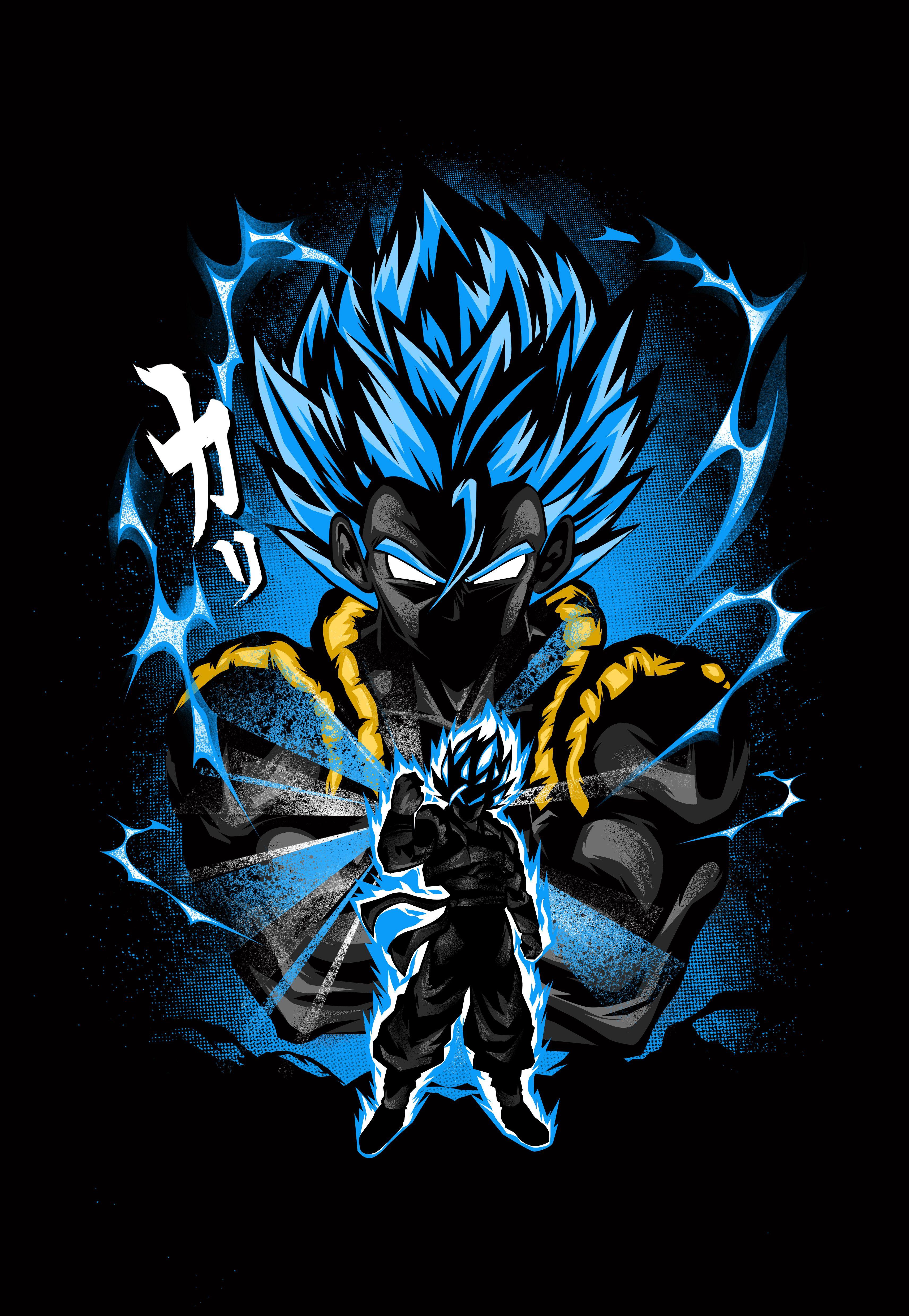 Attack Of The Fusion Son Goku Dragon Ball Gambar