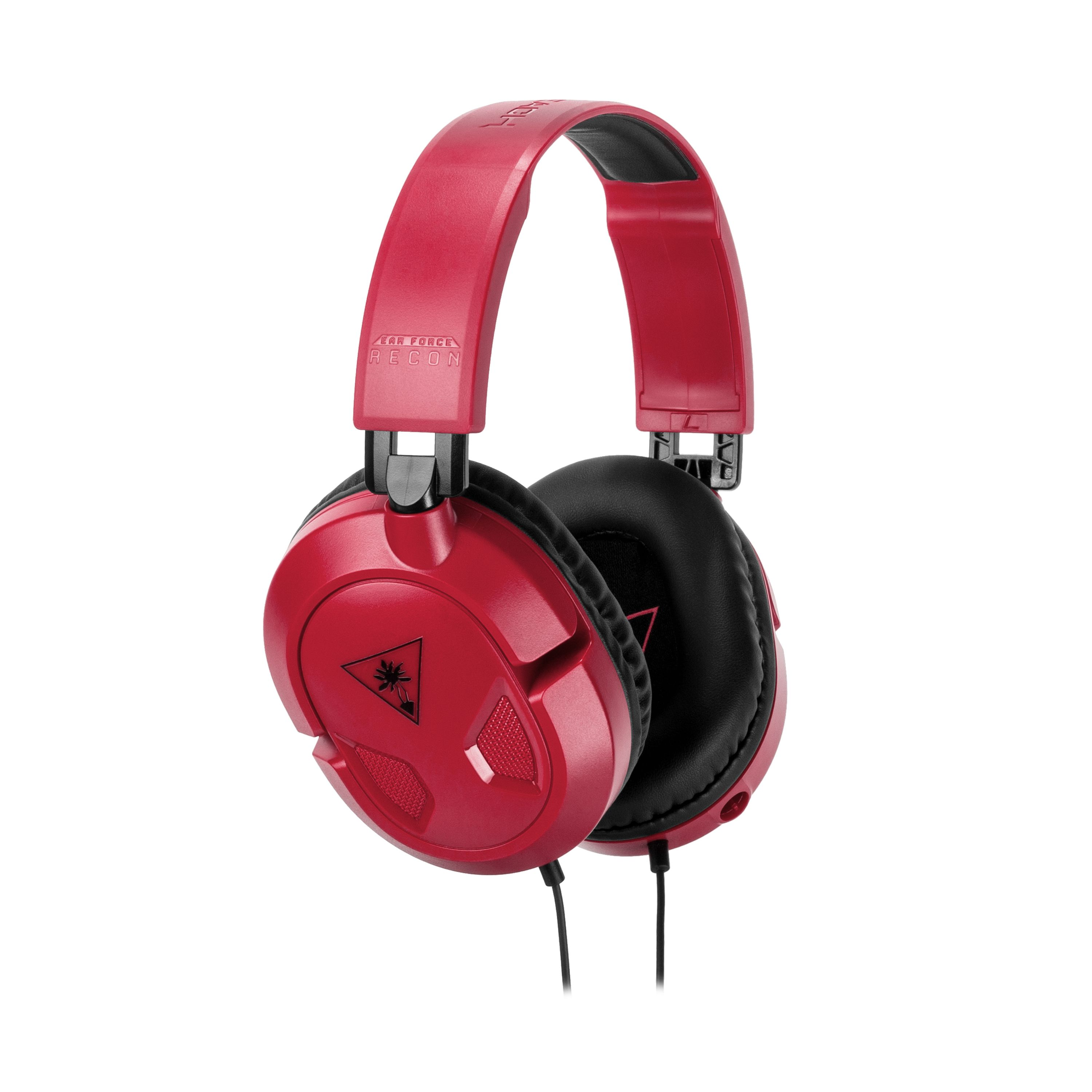 Turtle Beach Recon 50p Headset Red Walmart Exclusive Ps4 Xbox One Pc Mobile In 2019 Xbox One Pc Xbox One Xbox