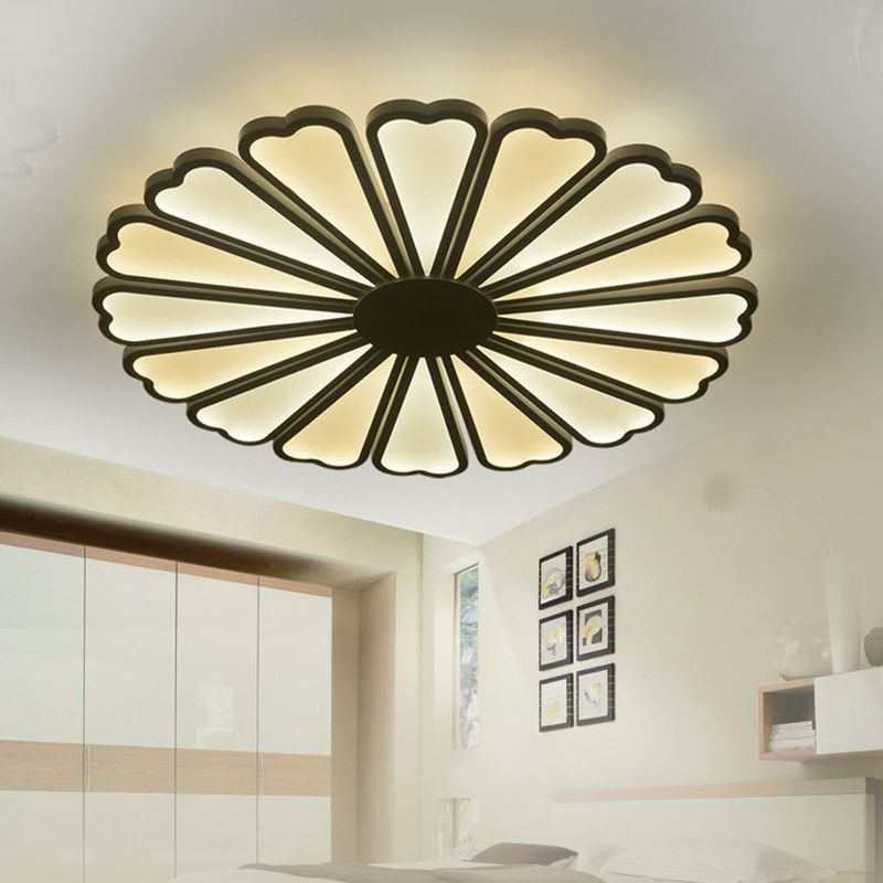 Acrylic Ceiling Lights 160w Led Living Room Lamp Modern Lamparas