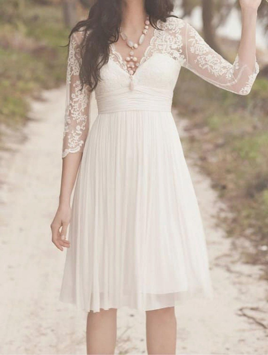 Simple white dress for civil wedding amusing simple white dress for