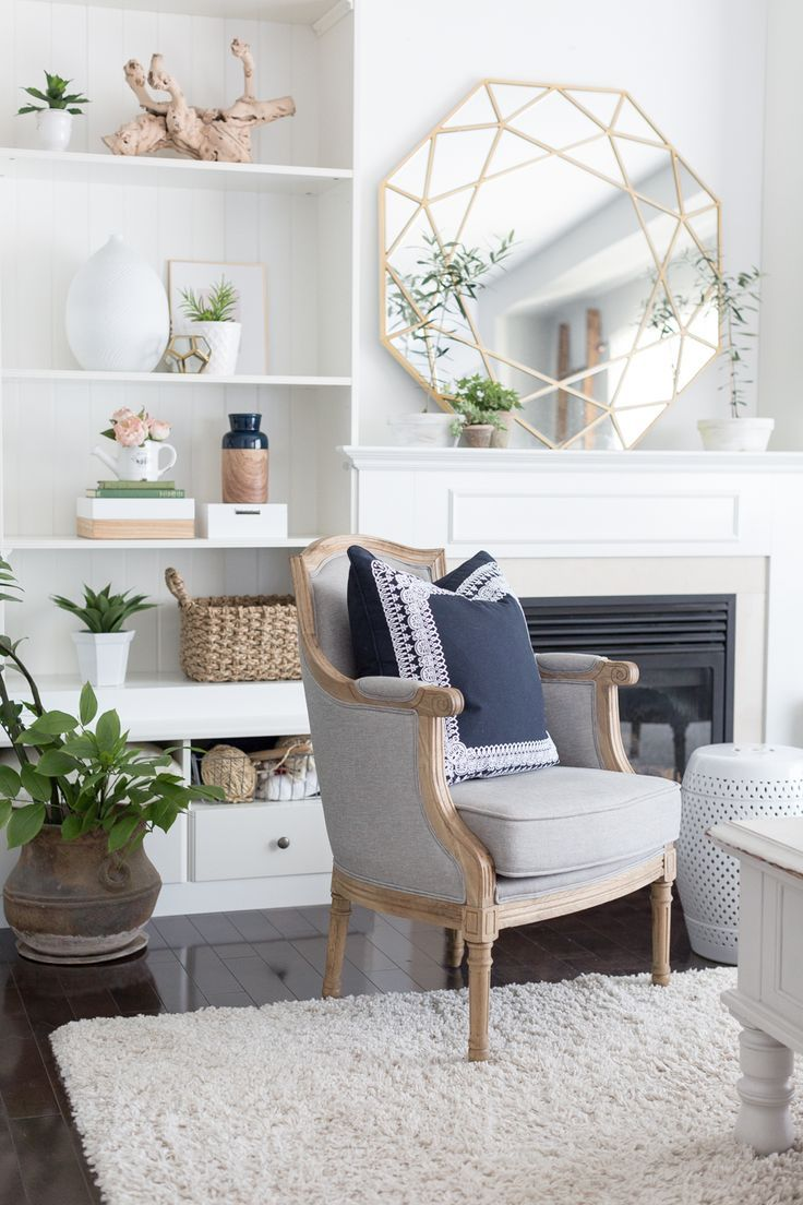 Spring Home Tour  Craftberry Bush  Design  Pinterest  Haus