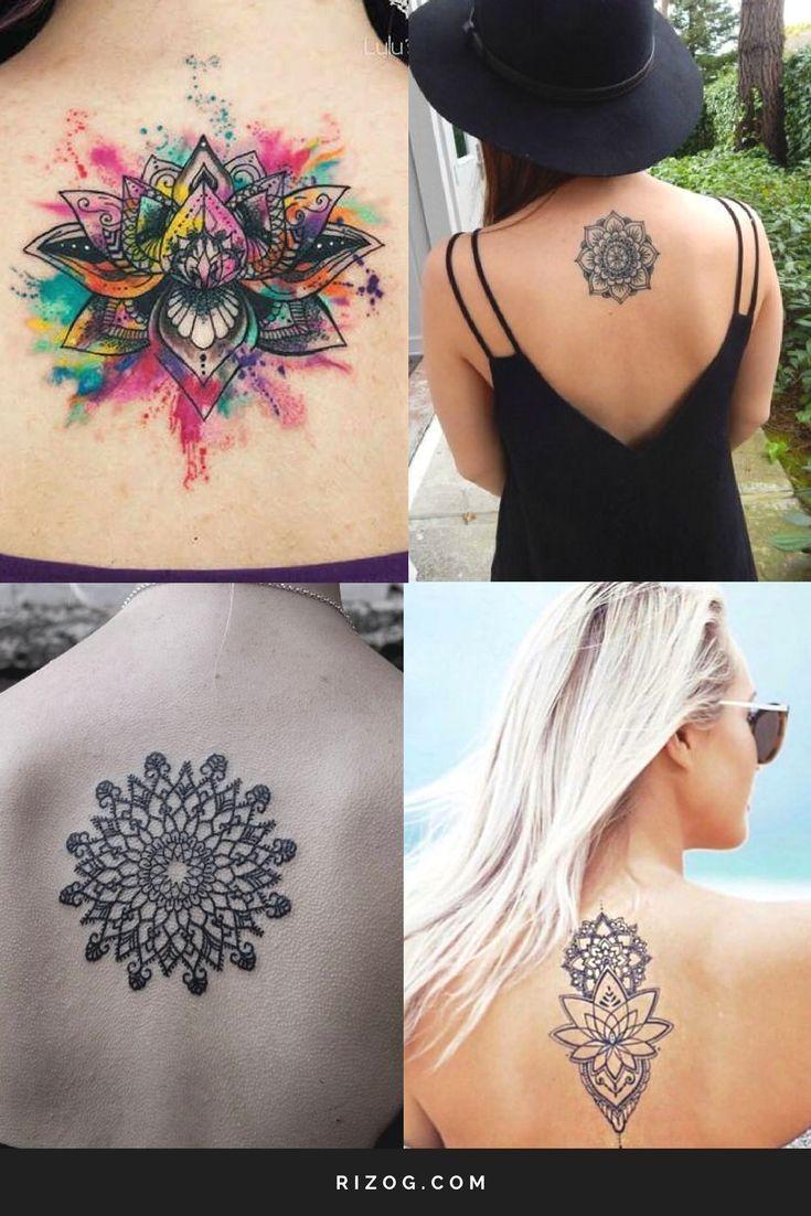 Los 64 Tatuajes Mas Hermosos Y Femeninos En La Espalda Tapar Tatuajes Tatuajes Tatuajes En La Espalda