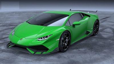 Gt Speed هيكل خارجي هجومي لسيارة لمبرجيني هوراكان السوبر رياضية Lamborghini Huracan Lamborghini Super Cars