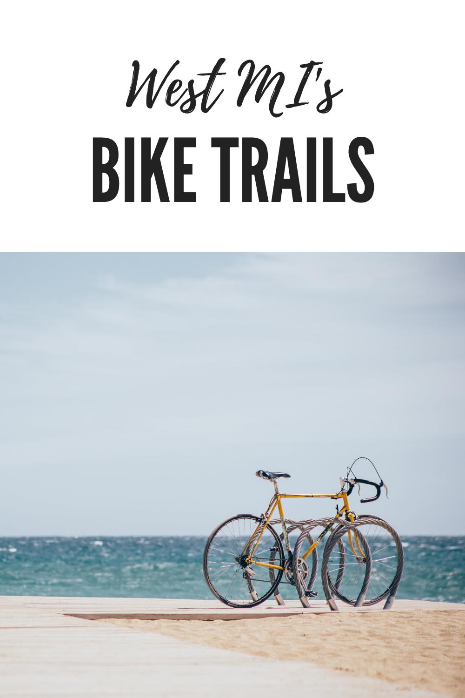 Biking West Michigan Trails in 2020 West michigan, Bike