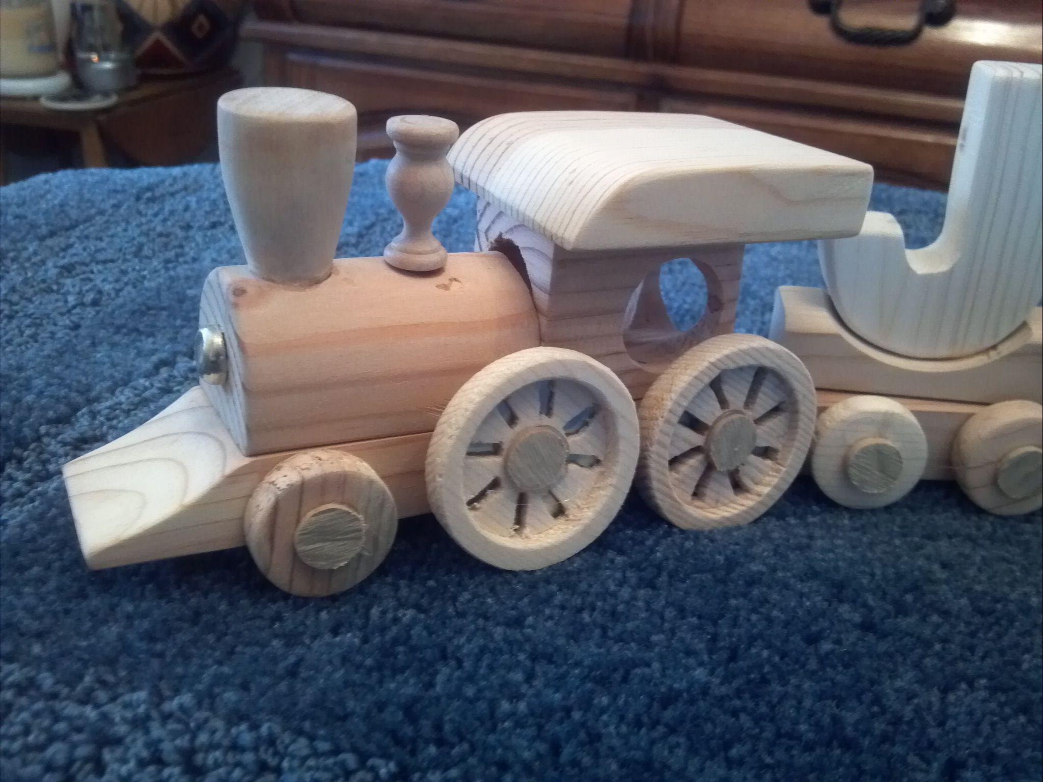 Train made for Grandson